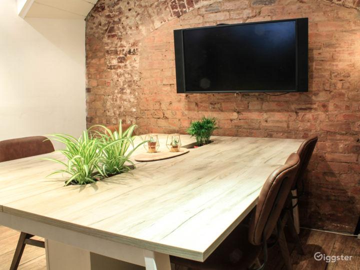 Meeting Room in Central London near London Eye Photo 3