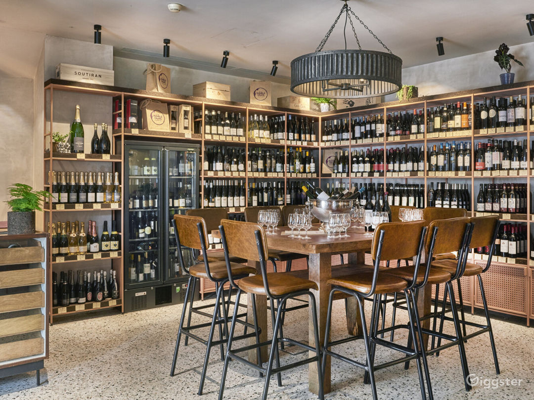 Wine Bar & Private Dining w/ Atmospheric Ambiance Photo 1
