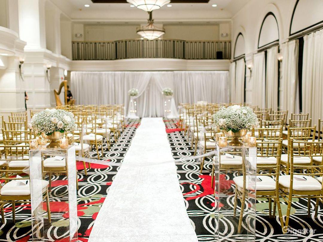 Buckingham Ballroom Photo 1