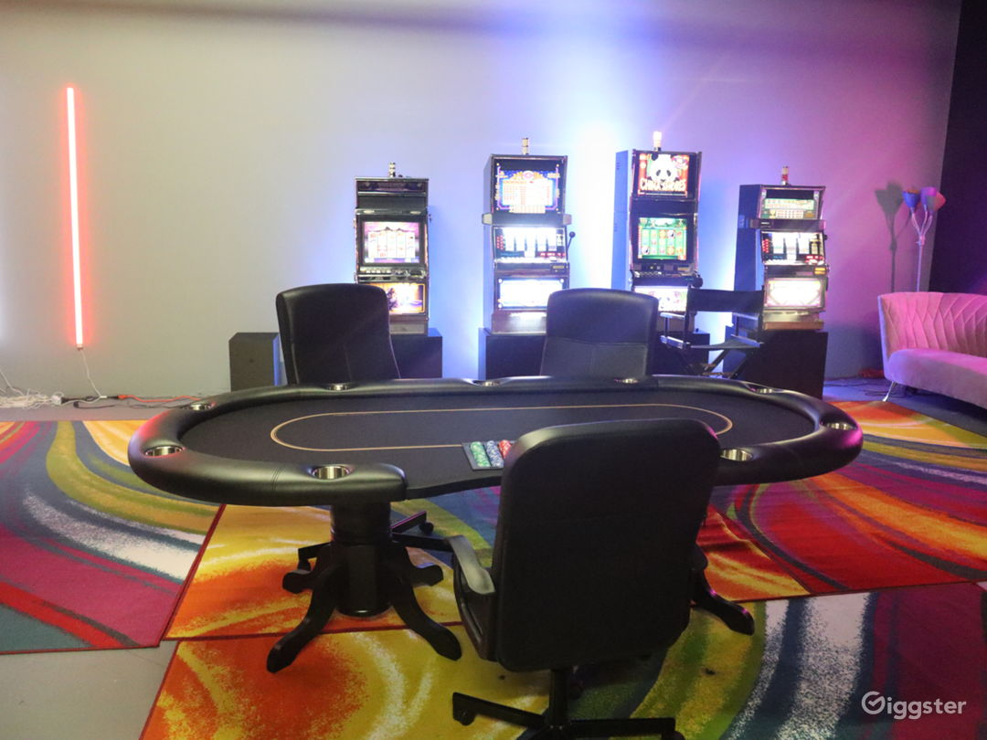 Casino and entertainment production  sets Photo 1