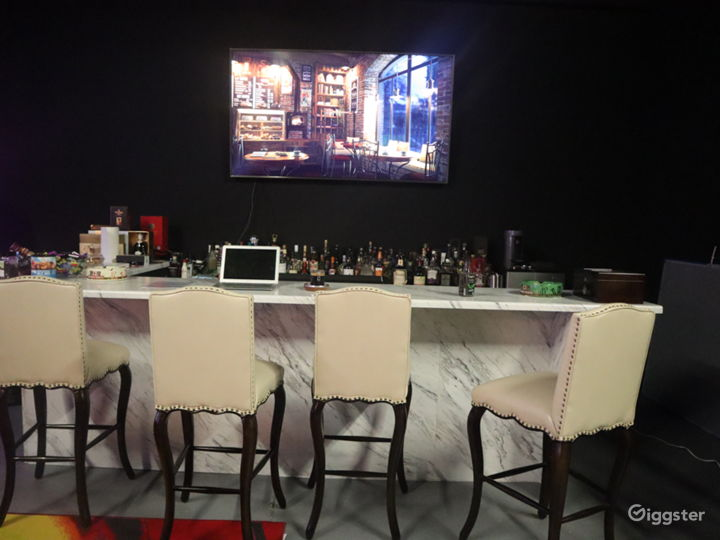 Casino and entertainment production  sets Photo 5