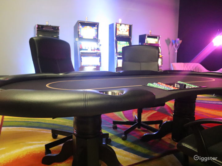 Casino and entertainment production  sets Photo 2