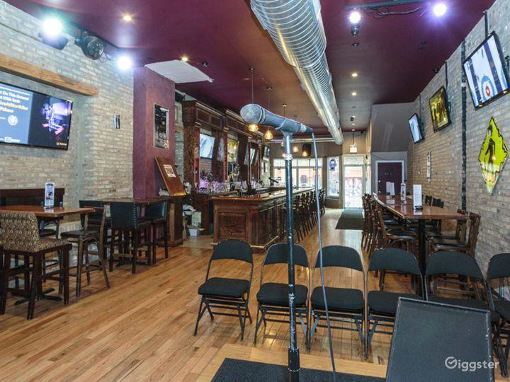 Intimate Bar/Performance Venue Photo 4