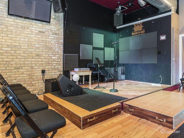 Intimate Bar/Performance Venue Photo 3