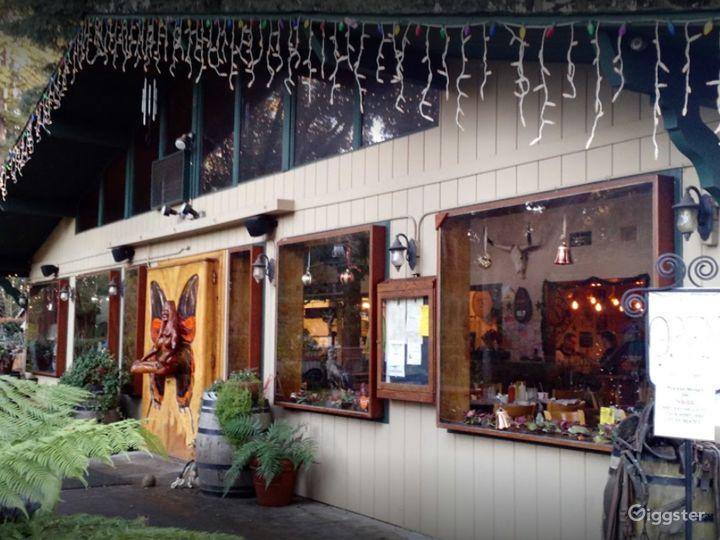 A Charming Restaurant in Felton Photo 5