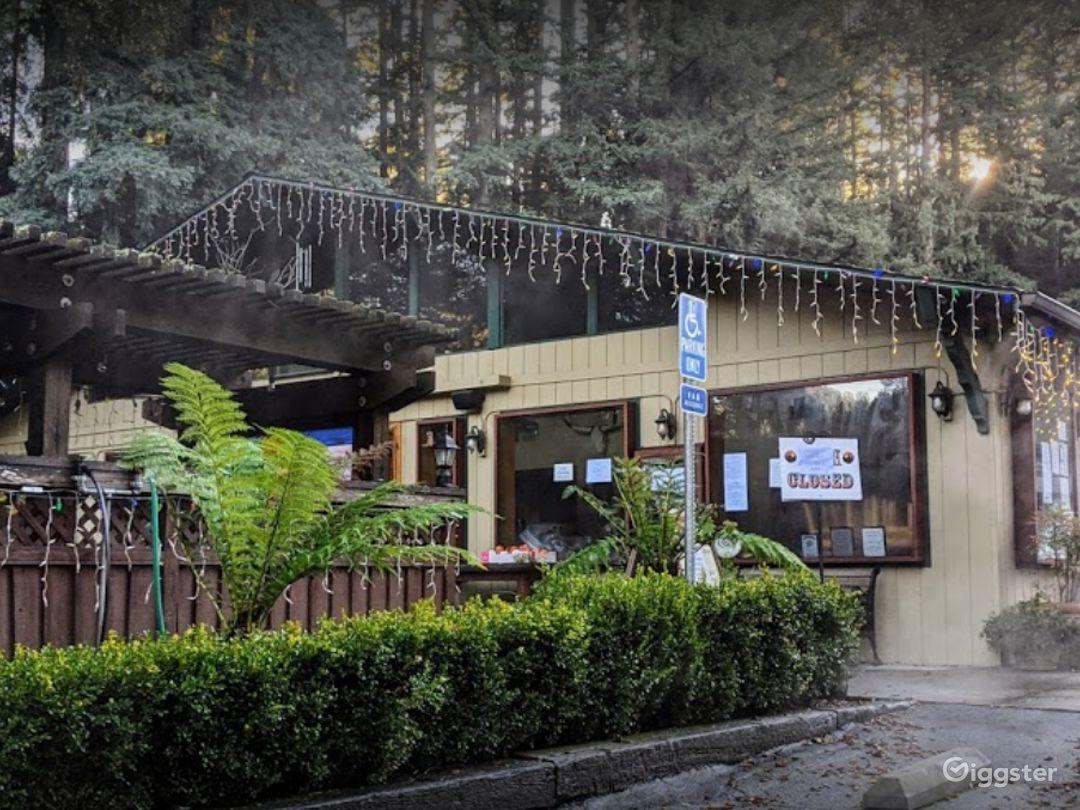 A Charming Restaurant in Felton Photo 1
