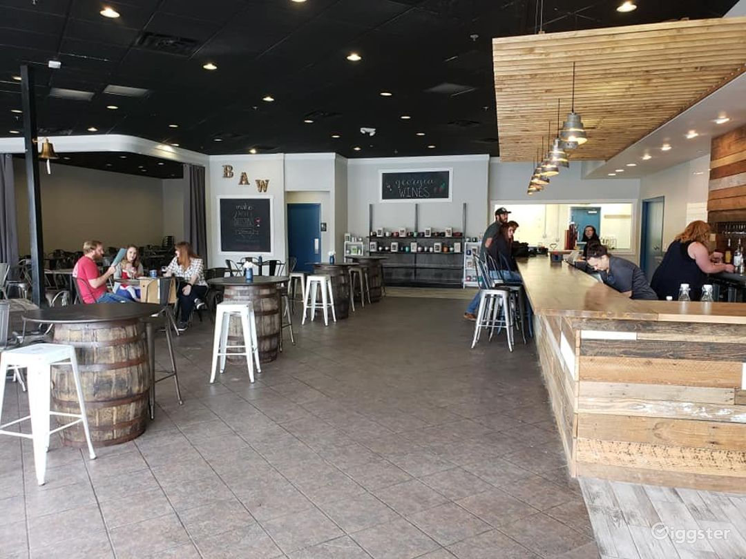 Modern Bar & Winery in Acworth Photo 1
