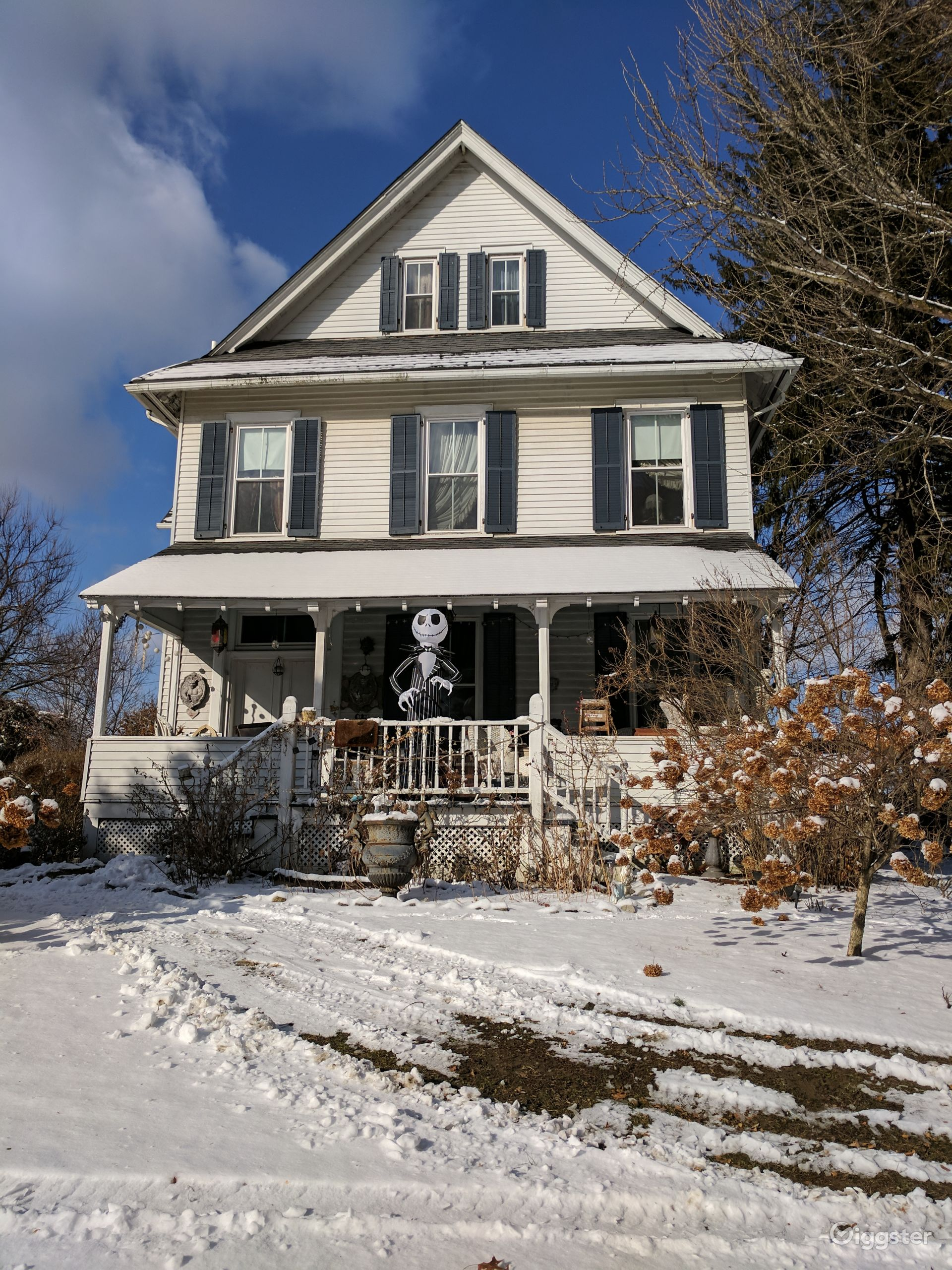 Victorian farm house Photo 1