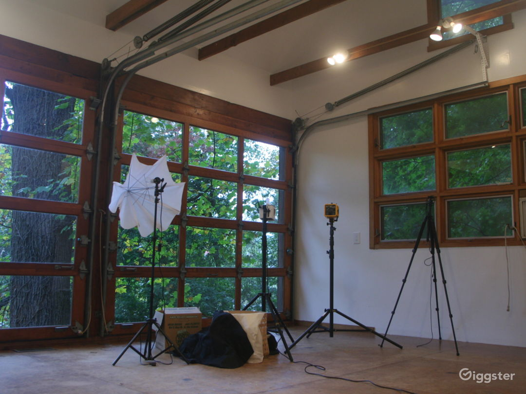 The studio room