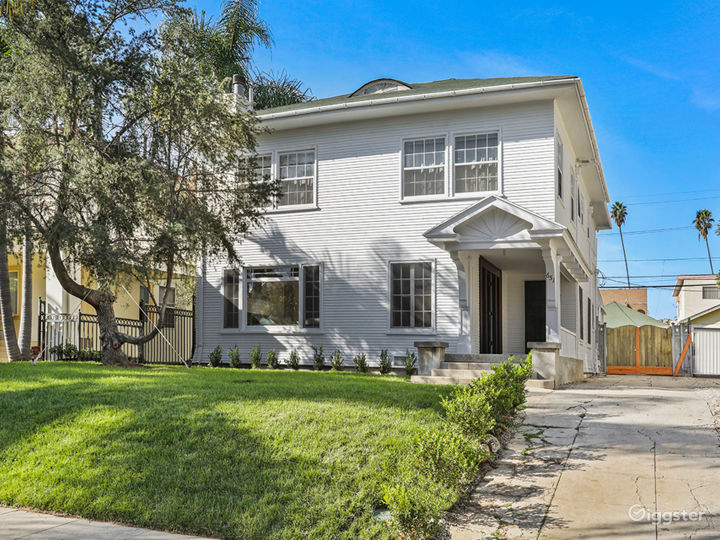 Historic Hollywood Home w/ Large Yard & Parking