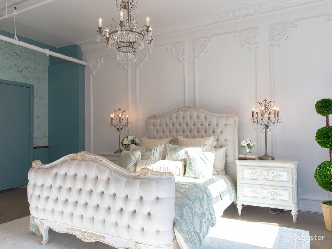 Downtown LA French Parisian Victorian Luxury Loft Photo 2