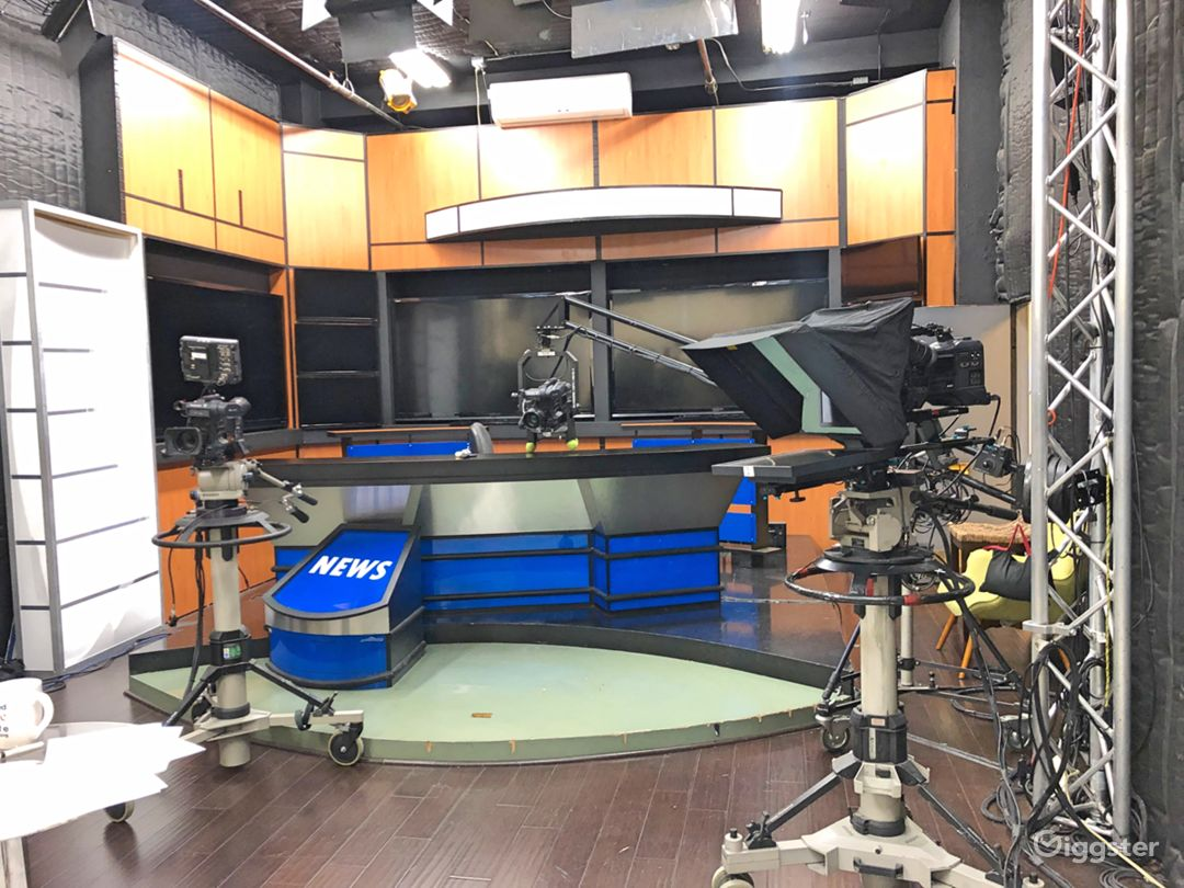 TV STUDIO NEWS  Photo 1