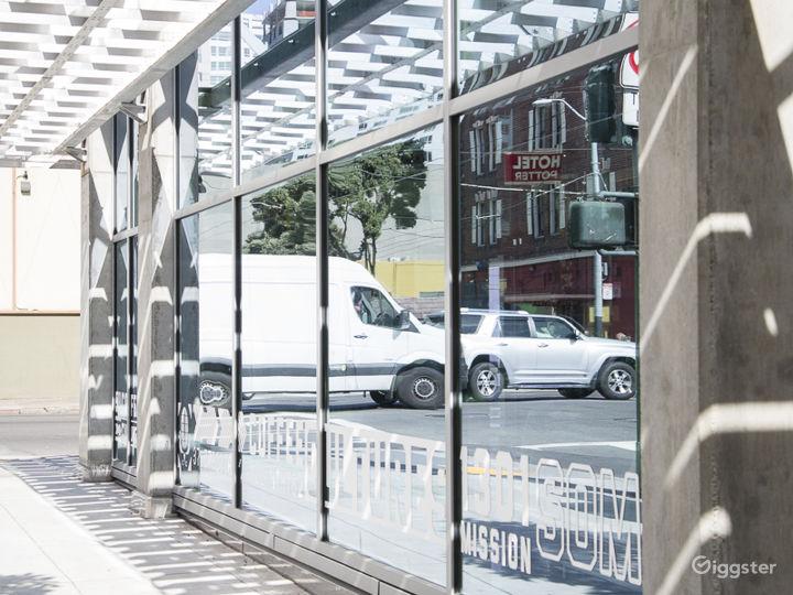 Beautifully designed Coffee Shop on corner in SOMA Photo 2