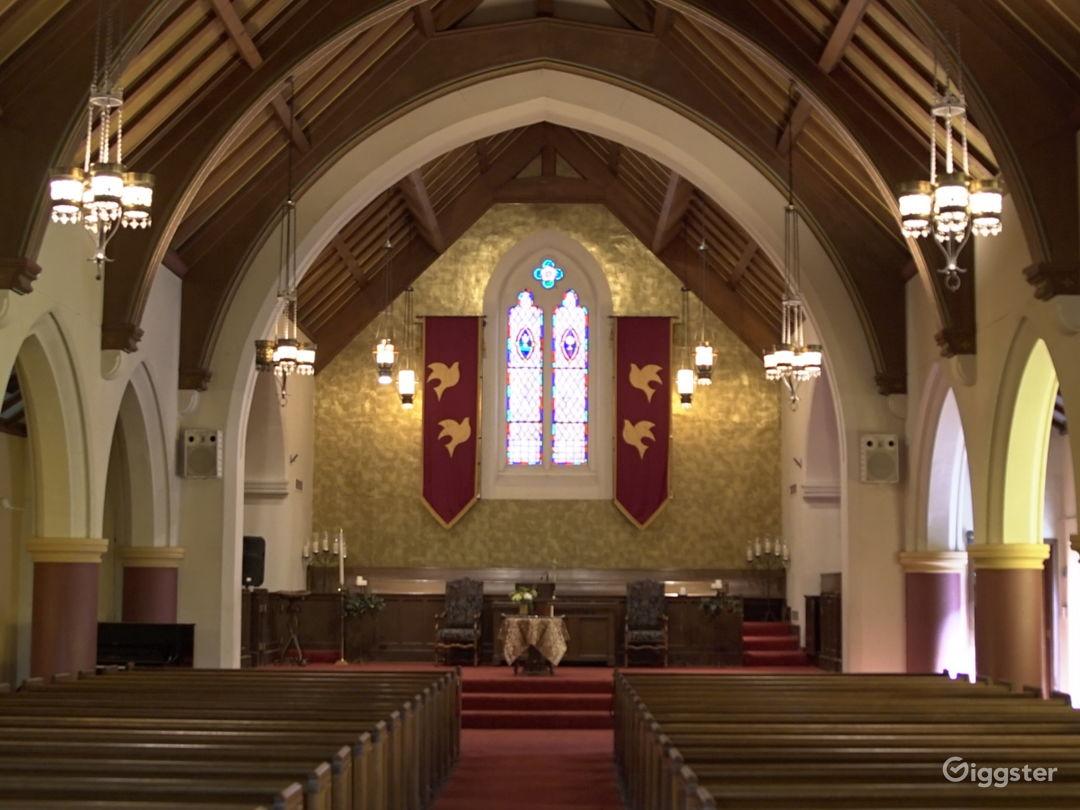 Gorgeous Chapel - Hollywood Photo 1