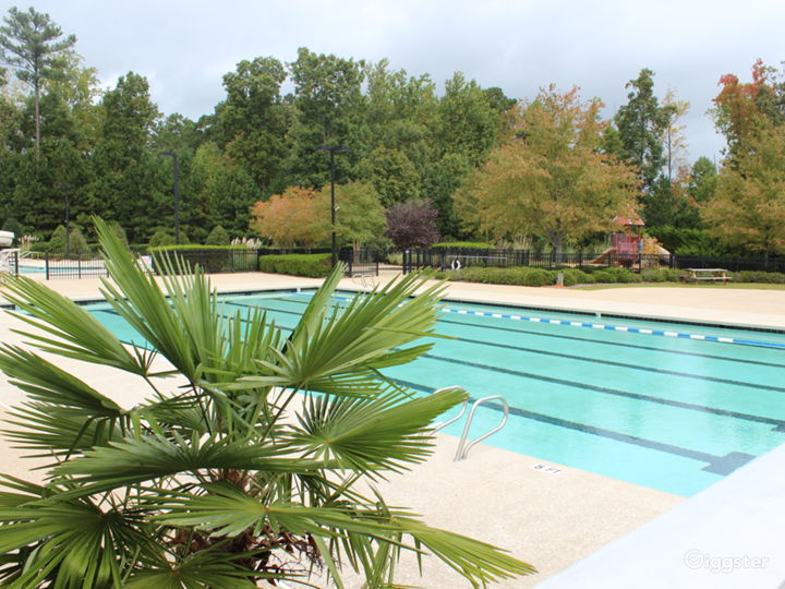 Clubhouse and Pool in Raleigh (Full Venue Buyout) Photo 5