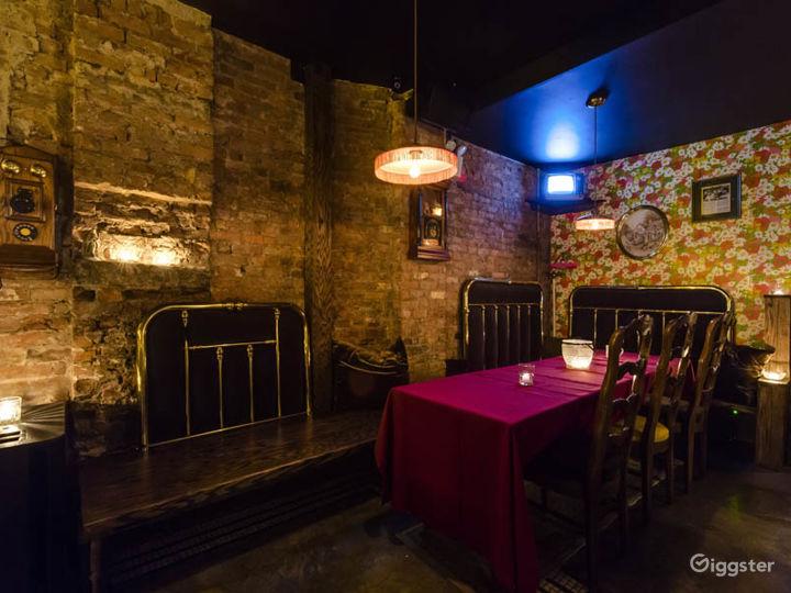 Intimate bar in New York Photo 2