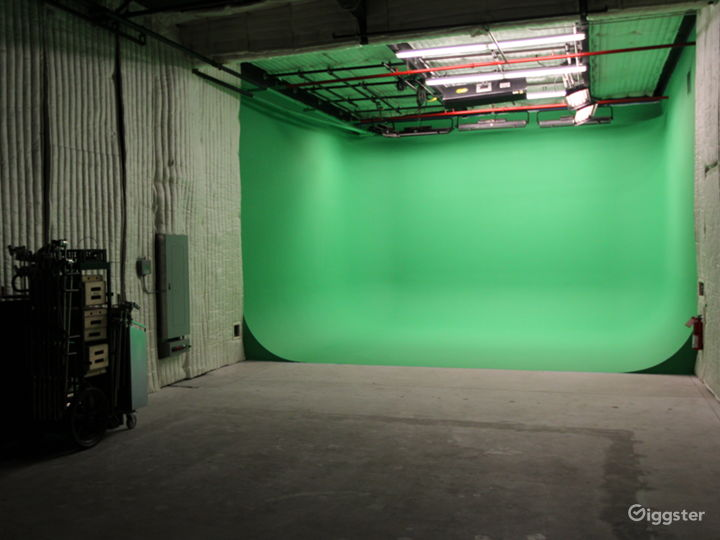 Flexible Burbank Area Sound Stages - Stage 2