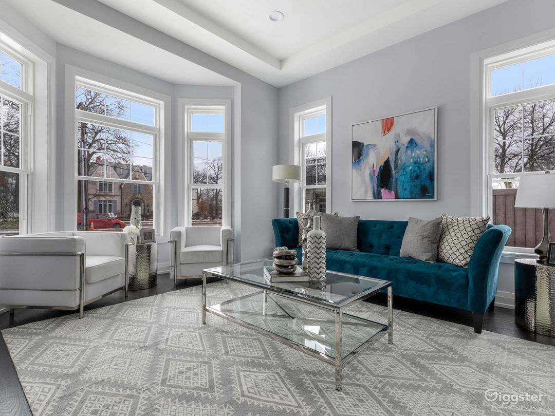 Luxury Home In Upscale Chicago North Shore Photo 3