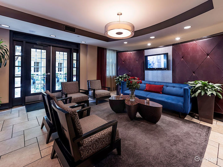 Indoor Meeting and Event Space in Atlanta Photo 4