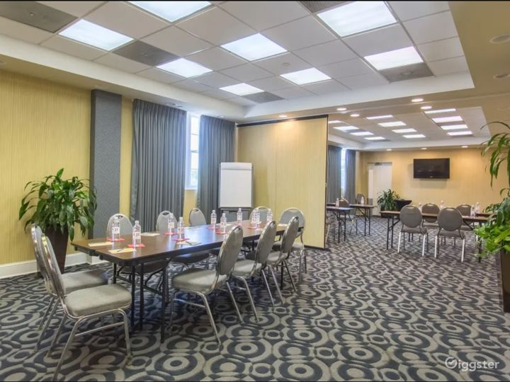 Indoor Meeting and Event Space in Atlanta Photo 2