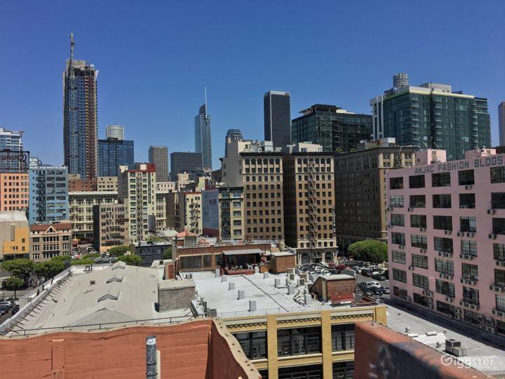 Los Angeles Skyline Views