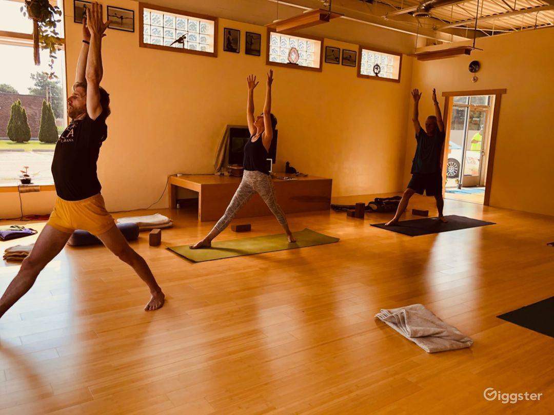 Meditation and Yoga Studio in Royal Oak Photo 1