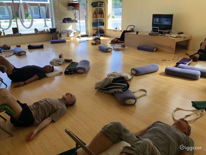 Meditation and Yoga Studio in Royal Oak Photo 4