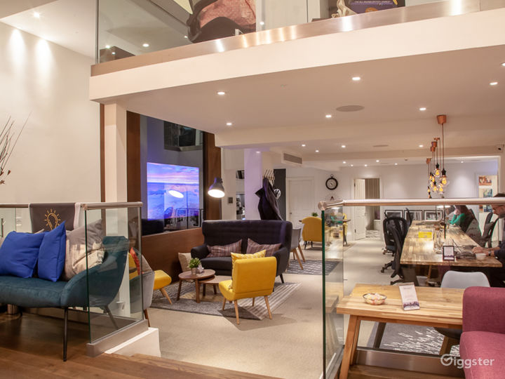 Space for Great Ideas: in the Heart of Clapham Buyout