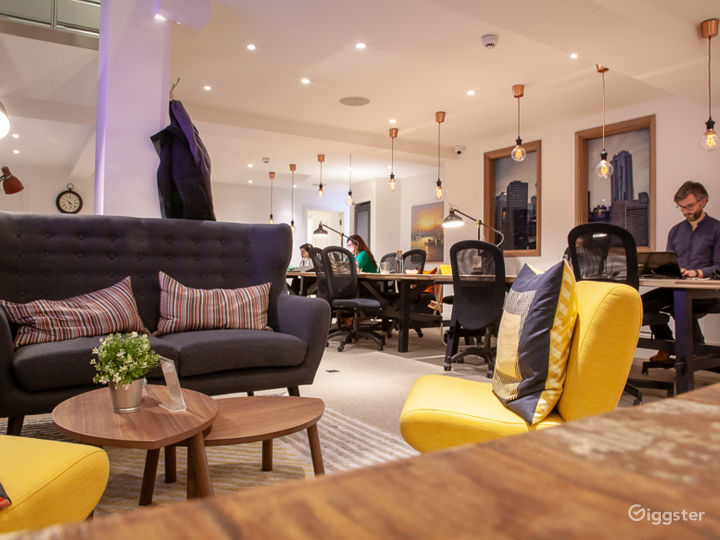 Space for Great Ideas: in the Heart of Clapham Buyout Photo 5