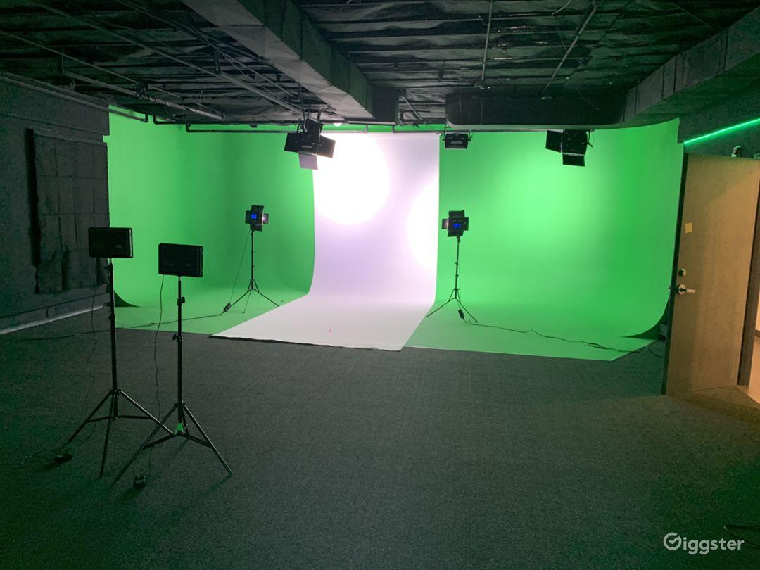 Cyc/Green Screen
