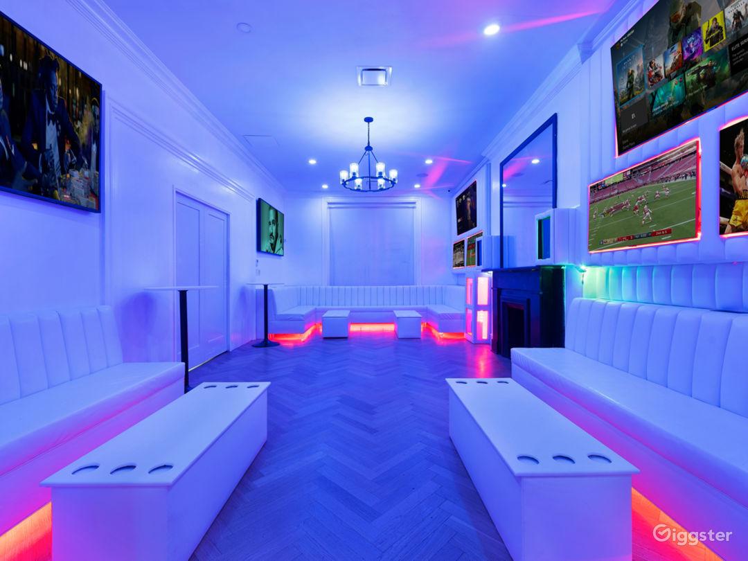 Luxury Multimedia Event SPACE Photo 1