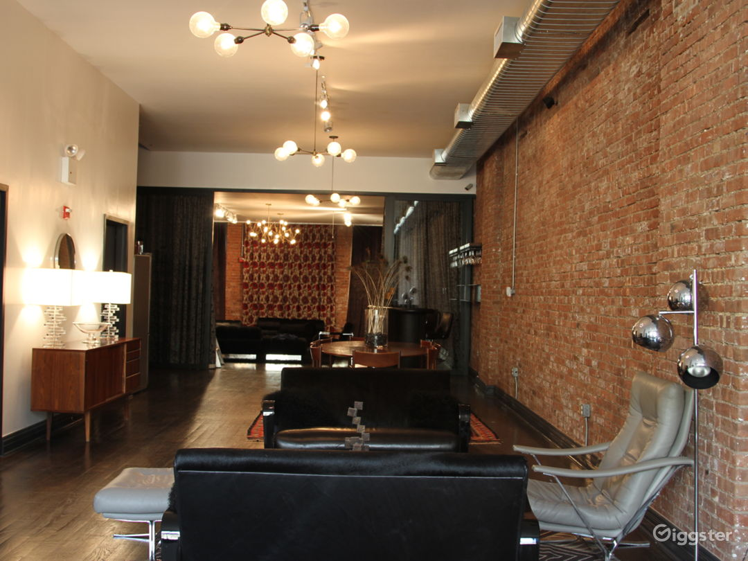 Large Modern Soho Loft Space Photo 5