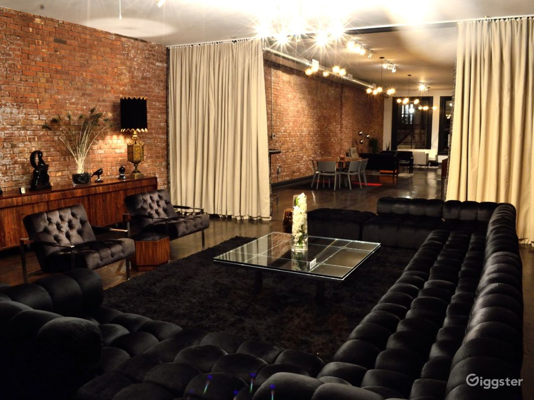 Large Modern Soho Loft Space Photo 1