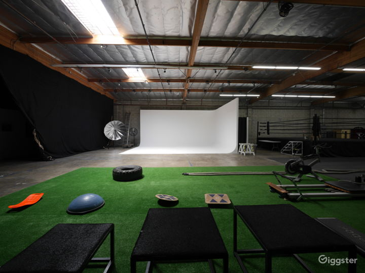 STRENGTH & CONDITIONING AREA BASED IN DOWNTOWN LA  Photo 5