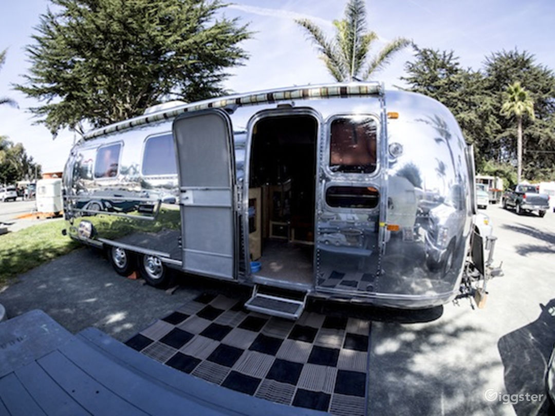 This Airstream is in great shape, and is sure to be a head turner wherever you go! Experience vintage vibes with upgraded amenities!