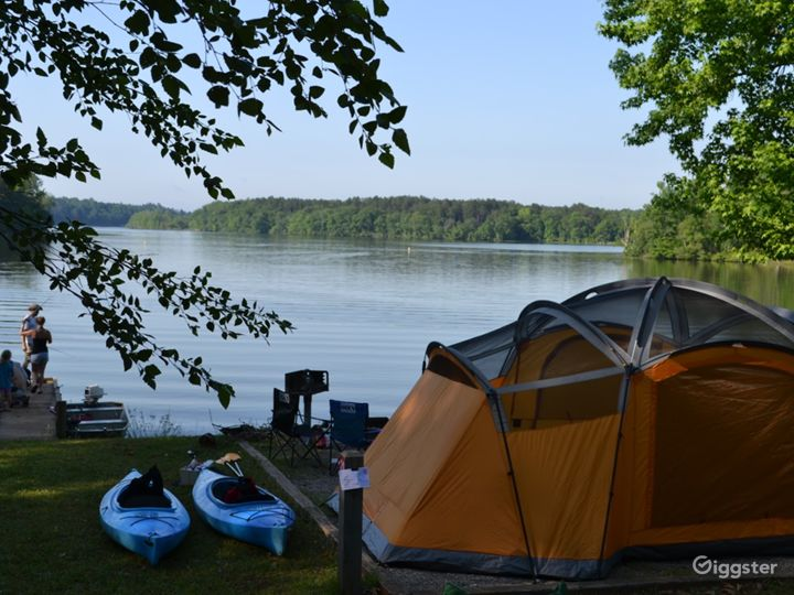 Recreational Park and Campground on Lake Harding Photo 2