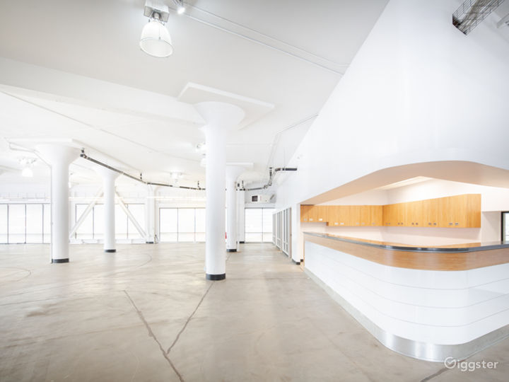 Stunning Downtown Showroom - 8,000 sq. ft.