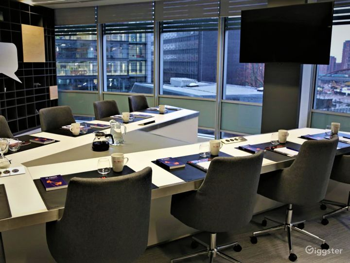 The Boardroom in Manchester Photo 3