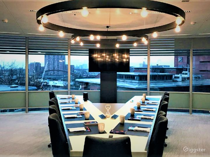 The Boardroom in Manchester Photo 5