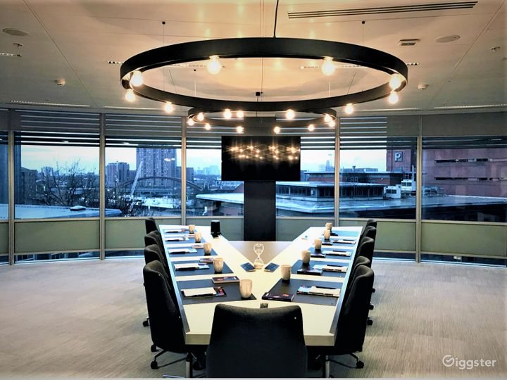 The Boardroom in Manchester