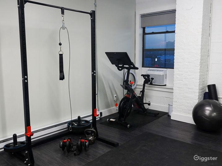 Fitness Room Photo 2