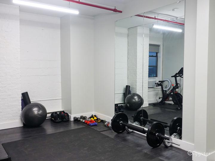 Fitness Room Photo 3