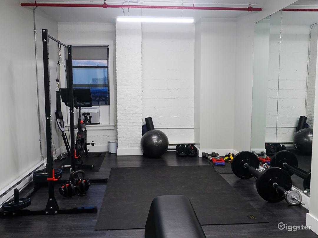 Fitness Room Photo 1
