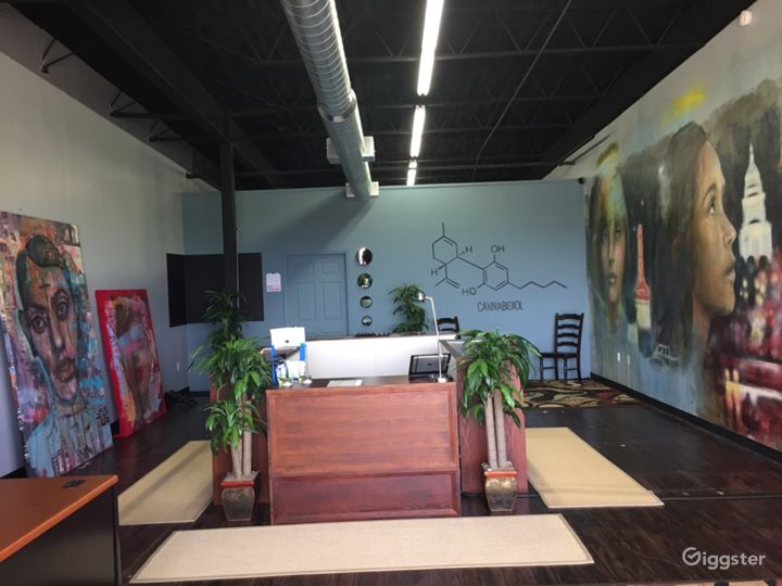 Cozy and Unique Gallery in Austin
