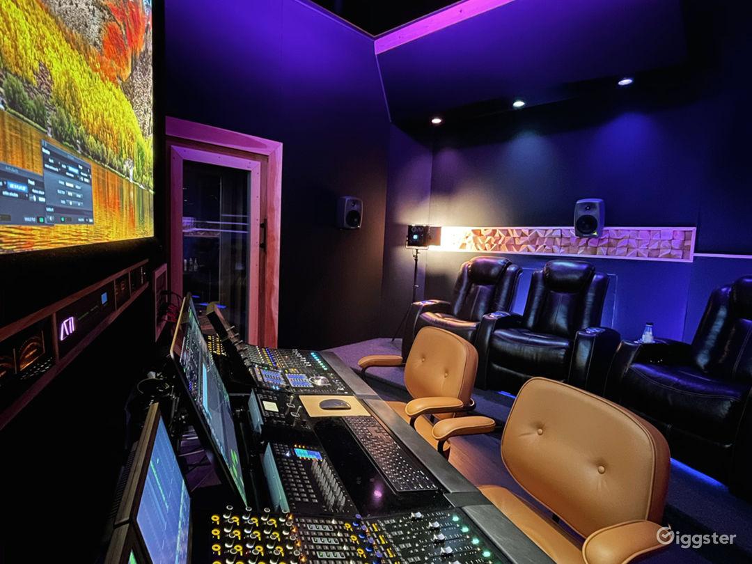 Control room/board