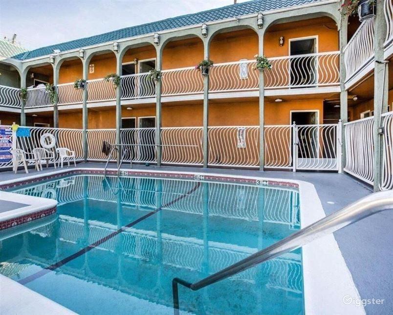 Outdoor Hotel Pool  Photo 1