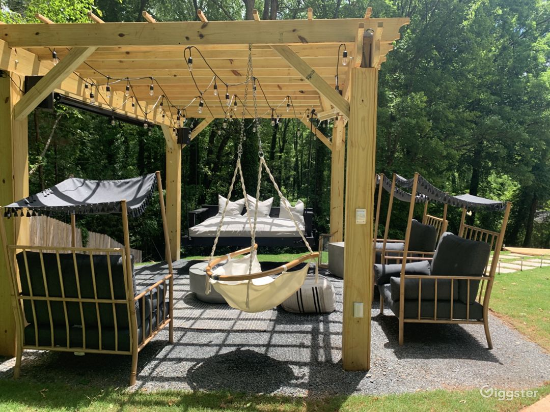 Luxe Tiny House with Outdoor Movie Theater  Photo 1