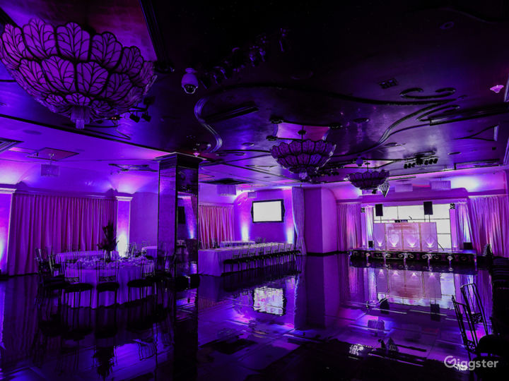 Art Nouveau Event Space with Foyer & Balcony Photo 5