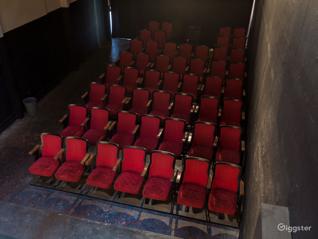 Historic and Evocative Black Box Theater Photo 3