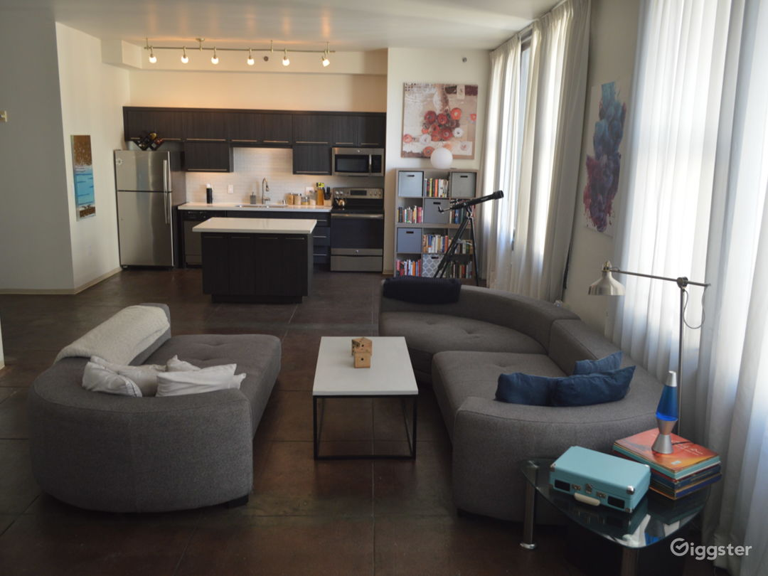 Los Angeles Loft in Historic Downtown Photo 1
